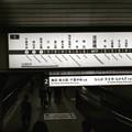 Instagram(°°)今夜の御堂筋線阪急電車能勢電車2