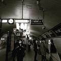 Instagram(°°)今夜の御堂筋線阪急電車能勢電車3