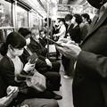Instagram(°°)今夜の御堂筋線阪急電車能勢電車8
