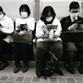 Instagram(°°)今夜の御堂筋線阪急電車能勢電車9