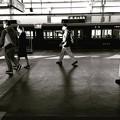 Instagram(°°)今夜の御堂筋線阪急電車能勢電車11