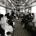 Instagram(°°)今夜の御堂筋線阪急電車能勢電車12