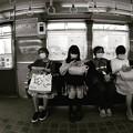 Instagram(°°)今夜の御堂筋線阪急電車能勢電車15