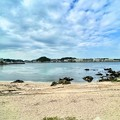 Photos: 進次郎の地元横須賀市の白浜