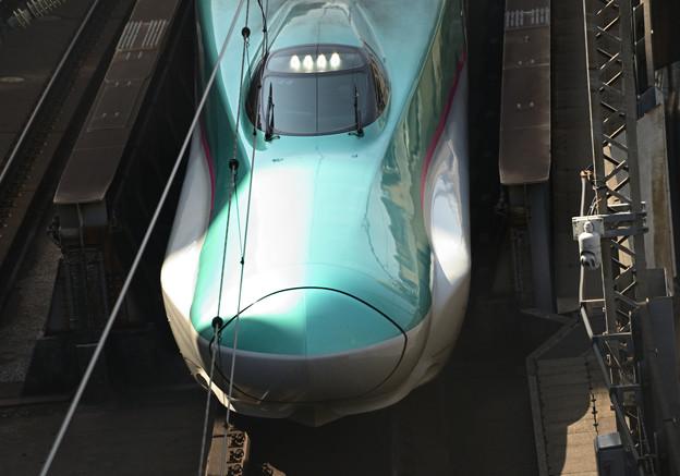 秋葉原駅駅舎窓から