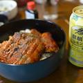 Photos: 昨日はうな丼の日