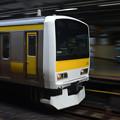 秋葉原駅 入線