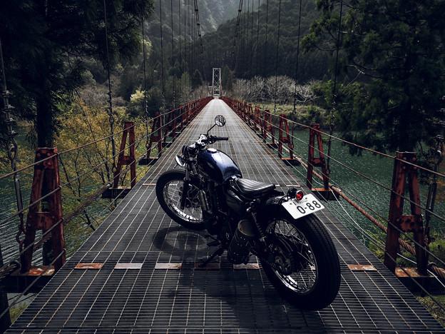 250TR 吊橋