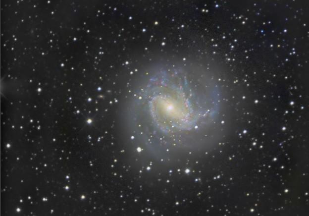 M83IR-LRGB