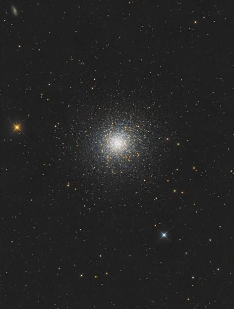 ヘラクレス座球状星団M13