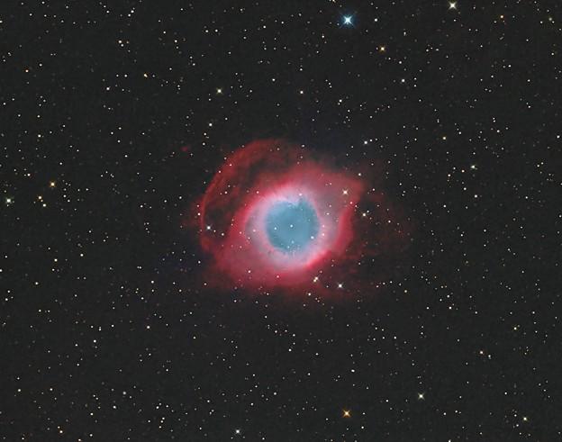 らせん状星雲 NGC7293