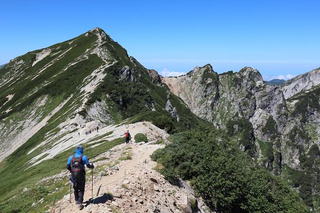 [2021年8月29日]唐松岳4