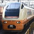 E253系東北本線臨時快速仙台行き