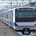 Photos: E531系K557編成東北本線新白河行き