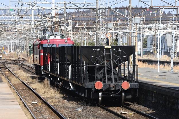 Photos: 西金ホキ郡山入場配給