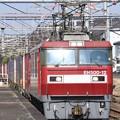 Photos: EH500-12牽引3054レ黒磯5番入線