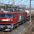 Photos: EH500-57号機牽引3074レ
