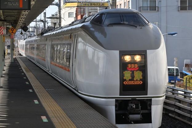 E651系特急草津尾久通過