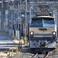 Photos: EF66 27号機牽引4093レ