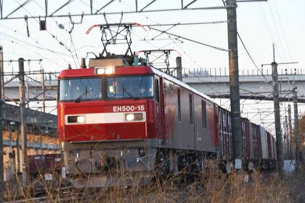 EH500-15牽引4088レ宇都宮貨物(タ)通過