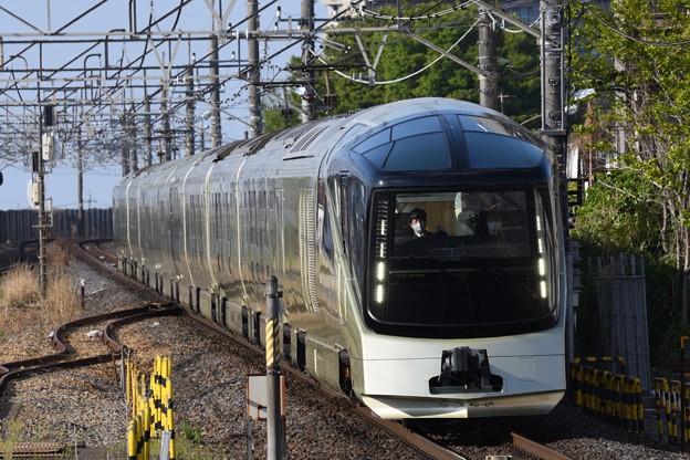 TRAIN SUITE 四季島 栗橋通過