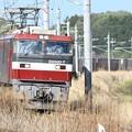 Photos: EH500-7牽引3050レ