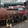Photos: 安中貨物タキ1200形1両