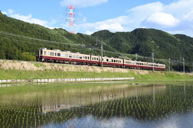 東武6050型リバイバルカラー東武日光行き