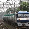 岡山の桃太郎126号機牽引4091レ宇都宮線石橋通過
