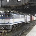 Photos: EF65 2117号機牽引4073レ小山11番待避