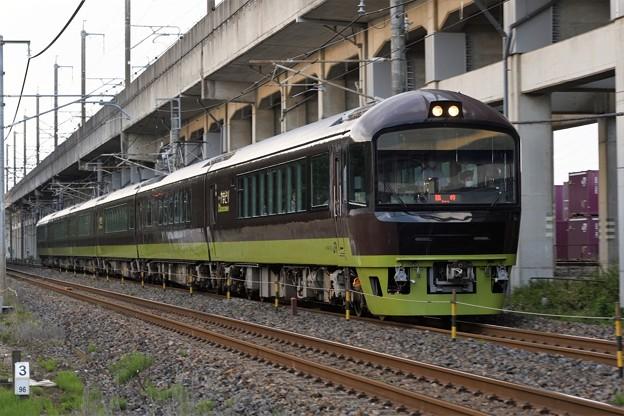 485系臨時快速リゾート那須野満喫号八王子行き
