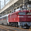 Photos: EF81 80牽引カシオペア紀行返却回送
