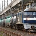 Photos: EF210-173牽引8680レ