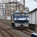 EF210 108単機4091レ