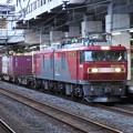 Photos: EH500-26牽引3057レ小山10番通過