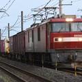 Photos: EH500-62牽引3057レ