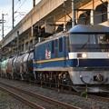 Photos: EF210  327牽引8680レ