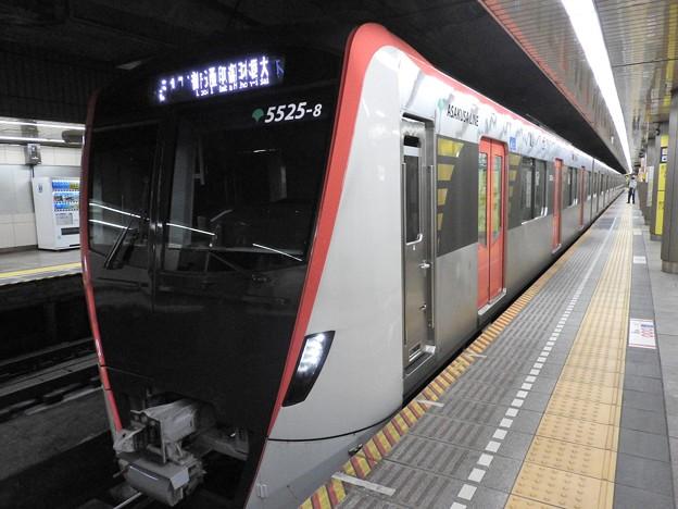 都営浅草線5500形初乗車