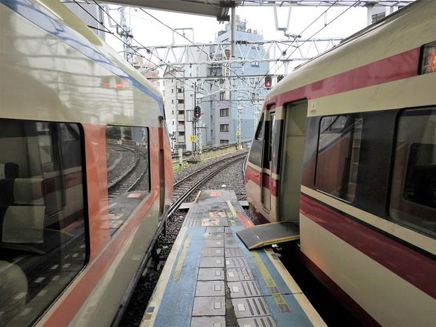 浅草駅の最先端