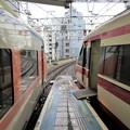 Photos: 浅草駅の最先端