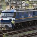 EF210‐329号機貨物駅入換え中