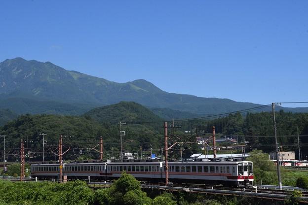 6050型普通新栃木行き東武日光発車