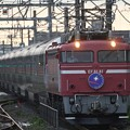 EF81 81牽引E26系カシオペア紀行号
