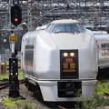 Photos: 651系特急草津31号高崎入線