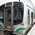 E721系P4-10+P28 編成福島行き