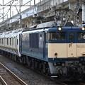 EF64 1030牽引E131系小金井2番入線