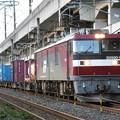 EH500-9牽引臨時高速貨物8062レ広島貨物(タ)行き