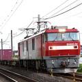 EH500-38牽引臨時高速貨物8069レ札幌貨物(タ)行き