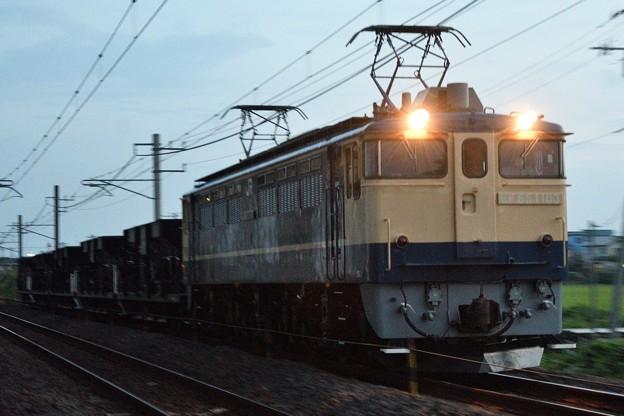 EF65 1103牽引宇都宮配給8937レ