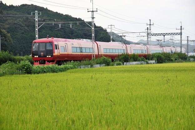 JR253系特急日光8号新宿行き